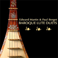 Martin and Paul Berget: Baroque Lute Duets